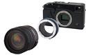 Foto Novoflex-Objektivadapter für die Fujifilm X-Pro 1