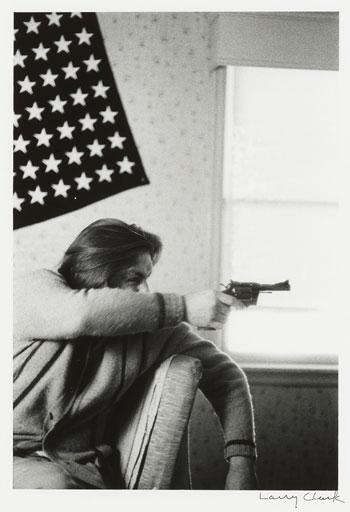 Foto Larry Clark (*1943), Tulsa, 1972