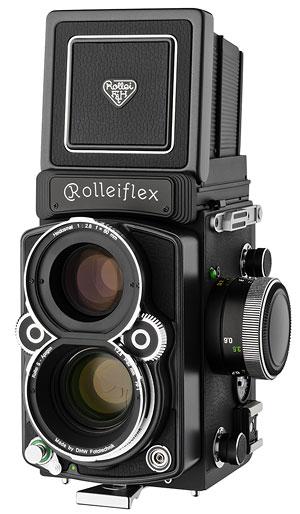 Foto Rolleiflex FX N