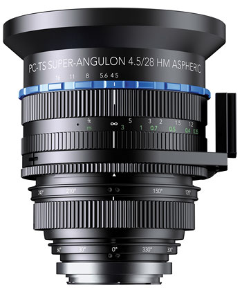 Foto PC-TS Super-Angulon 4.5/28 mm HM Aspheric
