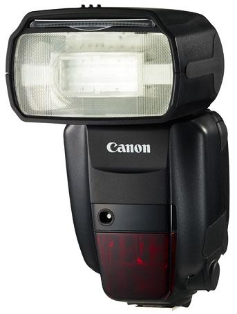 Foto vom Speedlite 600EX-RT von Canon