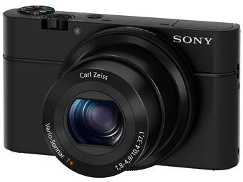Foto der Sony RX100