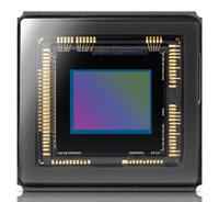 Foto vom Sensor der Sony RX100