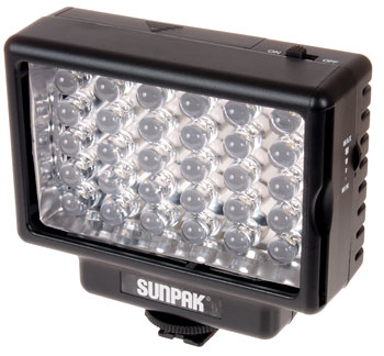 Foto vom LED 30 Video Light von Sunpak
