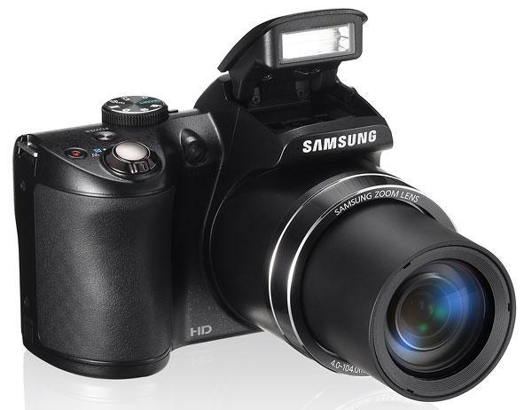Foto der WB100 von Samsung