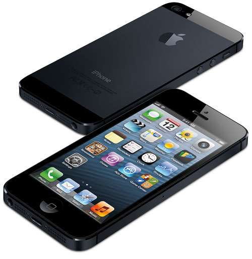 Foto iPhone 5 von Apple