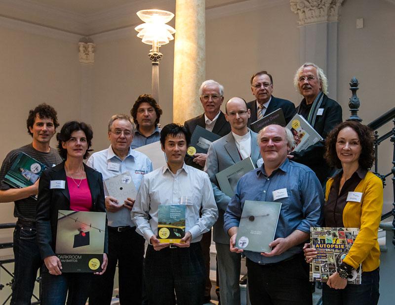 Foto Jury Deutscher Fotobuchpreis 2013