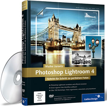Titel Photoshop Lightroom 4