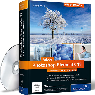Titel Photoshop Elements 11