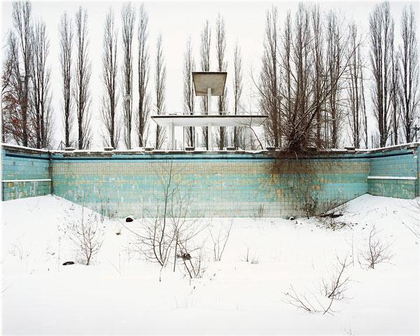 Foto Sarah Schönfeld (*1979), Wende-Gelände 01, 2006