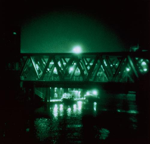 Foto Thomas Ruff, Nacht 15 III, 1994