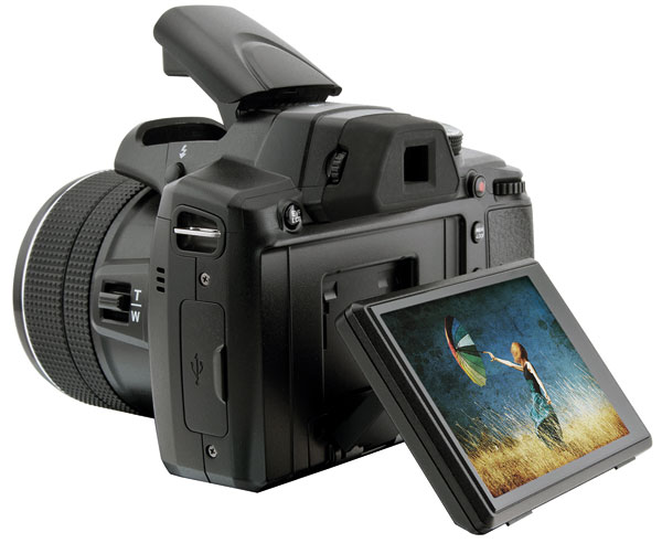 Foto der Rückseite der luxmedia 18-Z36C