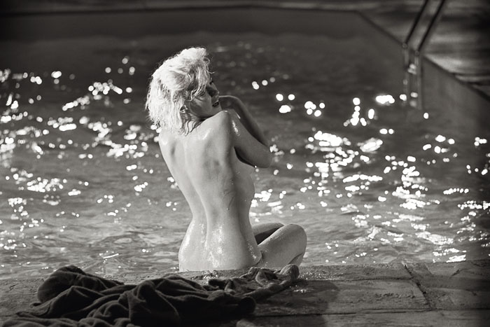 Foto Lawrence Schiller, Marilyn Monroe, Something's Got To Give May 23, 1962