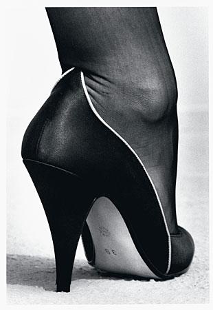 Foto Helmut Newton, Walter Steiger Monte Carlo 1983