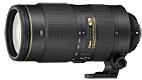 Foto AF-S Nikkor 4,5-5,6/80-400 mm G ED VR