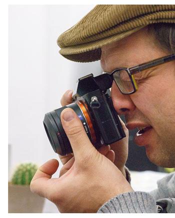 Portrait Andy Schulz