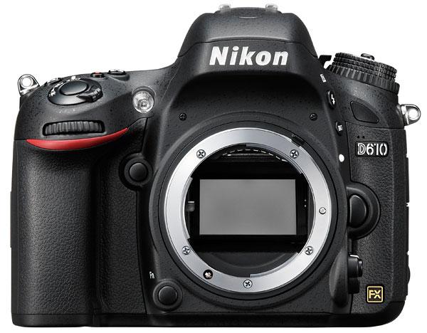 Foto Nikon D610