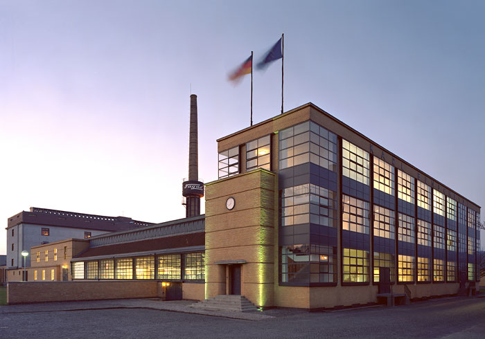 Foto Fagus-Werk in Alfeld (Leine)