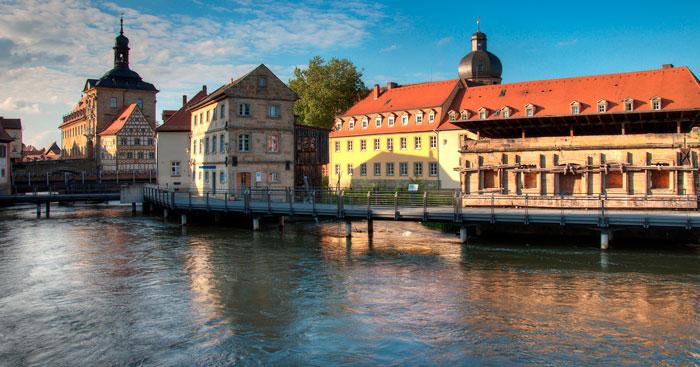Foto Altstadt von Bamberg