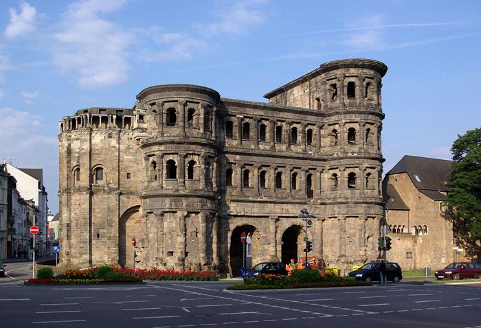 Foto Porta Nigra in Trier