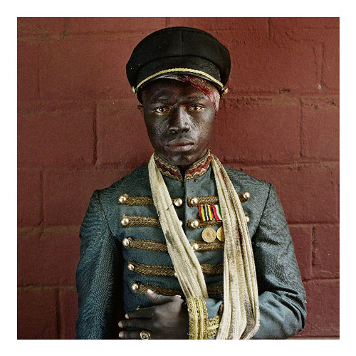 Foto Pieter Hugo, John Dollar Emeka, Enugu, Nigeria, 2008