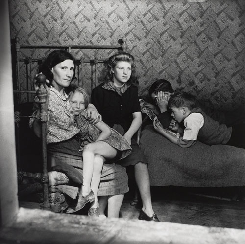 Foto Edith Tudor-Hart, Familie, Stepney, London, um 1932