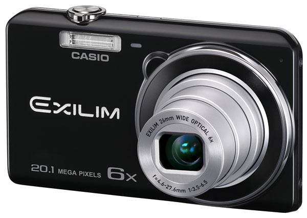 Foto Exilim EX-ZS30