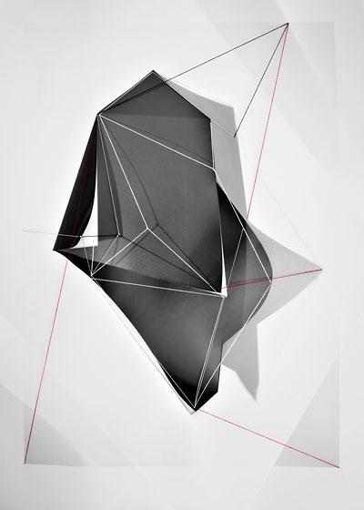 Christiane Feser, Modell Konstrukt #59, 2012