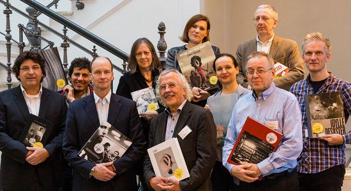 Foto Jury Deutscher Fotobuchpreis 2014