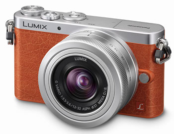 Foto der Lumix GM1