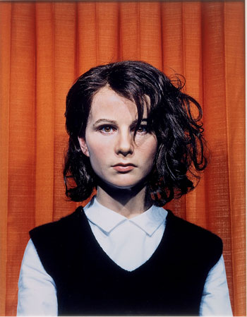 Gillian Wearing, Self Portrait at 17 Years Old, 2003