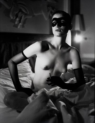 Foto Helmut Newton, Grand Hotel de Milan, Mailand, 2002