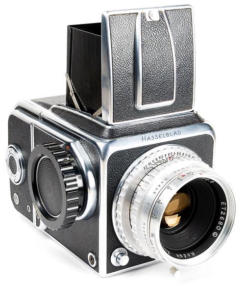 Foto 1600F mit Ektar 2,8/80 mm