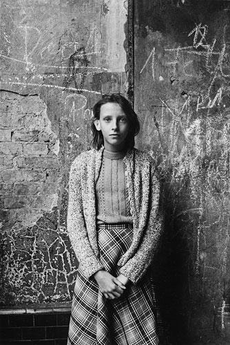 Foto Helga Paris, Ramona, Kollwitzstrasse, 1982