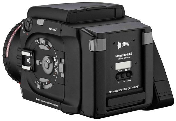 Foto Rolleiflex Hy6 Mod. 2