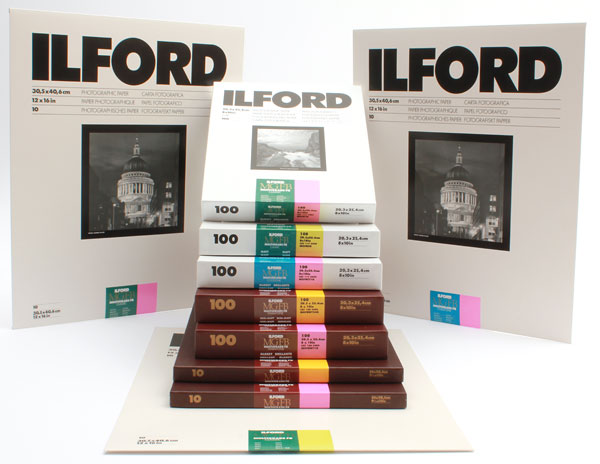 Foto Ilford Multigrade FB