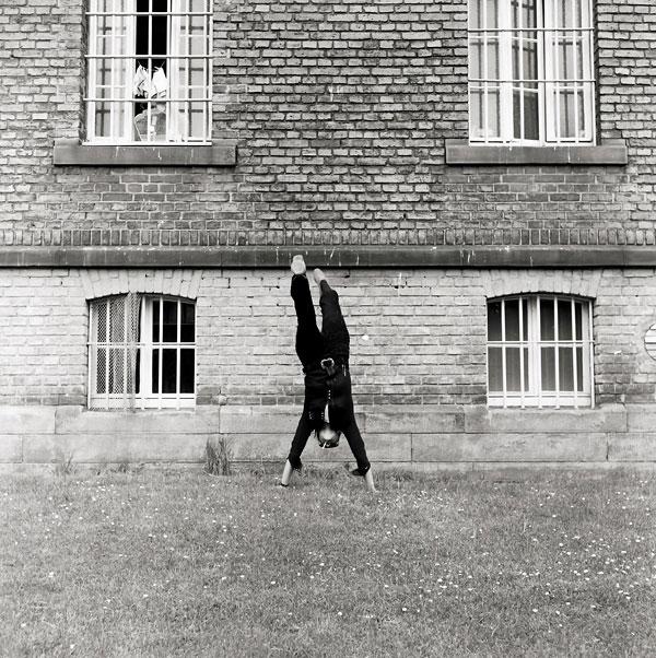Ohne Titel, JVA Frankfurt III, 1978