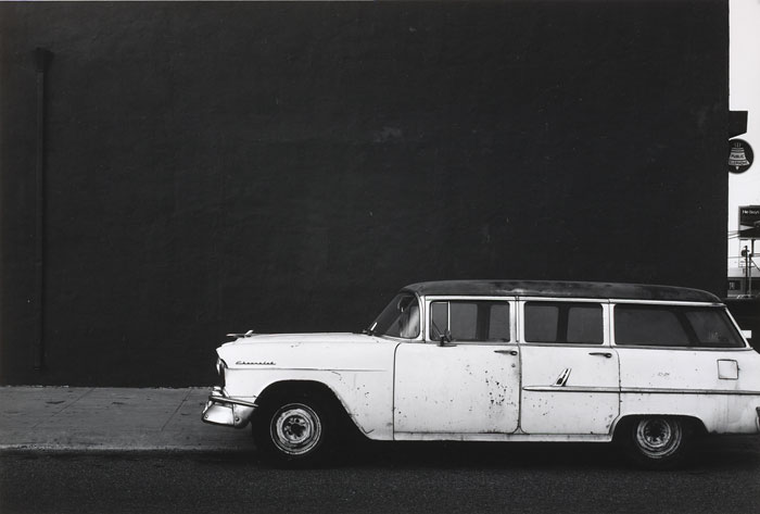 Foto Lewis Baltz, Santa Cruz (B), 1970, aus der Serie &bdquo;The Prototype Works&ldquo;<br />
