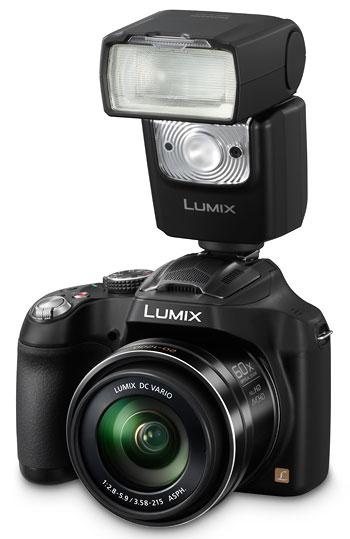 Foto Lumix FZ72 mit FL360L