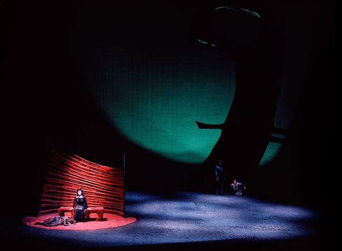 Foto Siegfried Lauterwasser, Tristan und Isolde