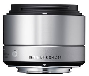 Foto Sigma 2,8/19mm DN