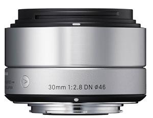 Foto Sigma 2,8/30mm DN