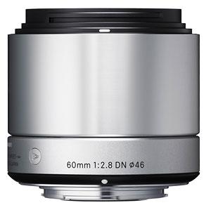 Foto Sigma 2,8/60mm DN
