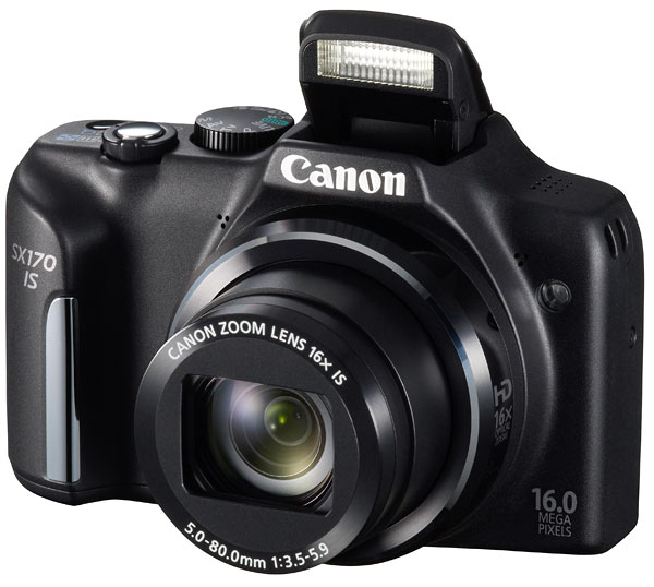Foto PowerShot SX170 IS