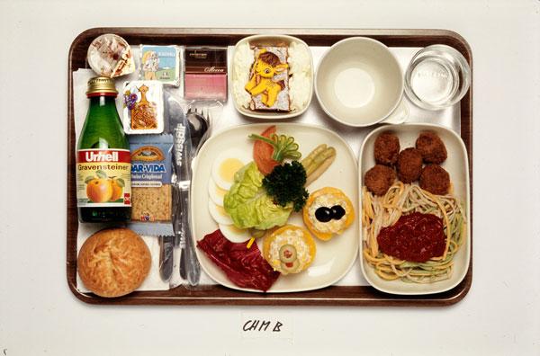 Foto aus Swissair Souvenirs. Das Fotoarchiv der Swissair