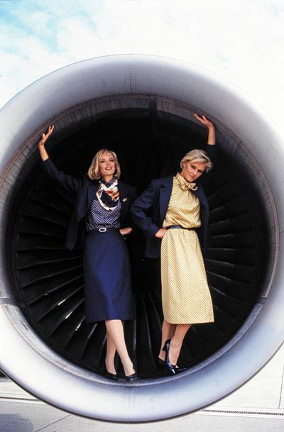 Swissair Souvenirs. Das Fotoarchiv der Swissair