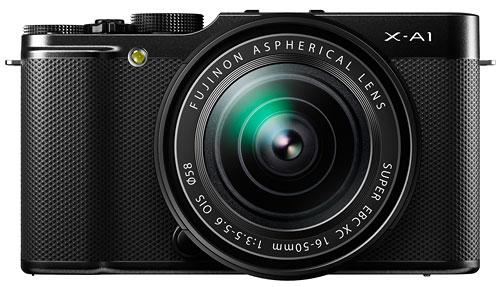Foto Fujifilm X-A1
