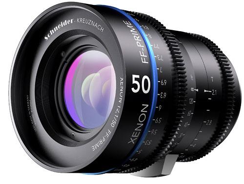 Foto Xenon Full-Frame Prime 2.1/50