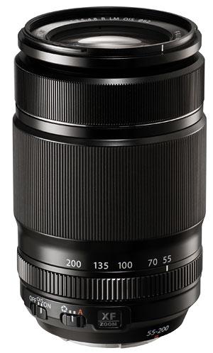 Foto Fujinon XF 3,5-4,8/55-200 mm R LM OIS