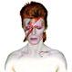 Foto Brian Duffy, David Bowie »Aladdin Sane«, 1973